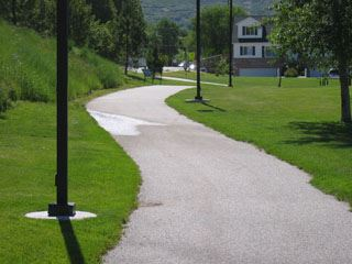 Sullivan Hollow Park Trail 1