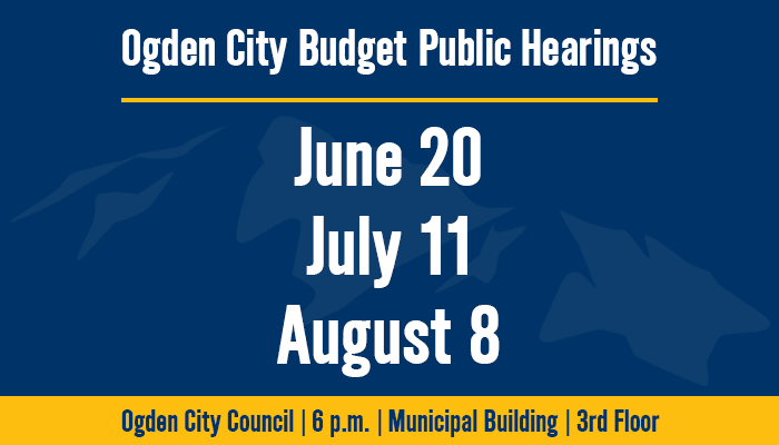 FY2018 Budget Public Hearings