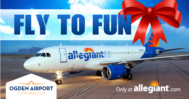Fly to Fun Promo Image - Allegiant Airlines