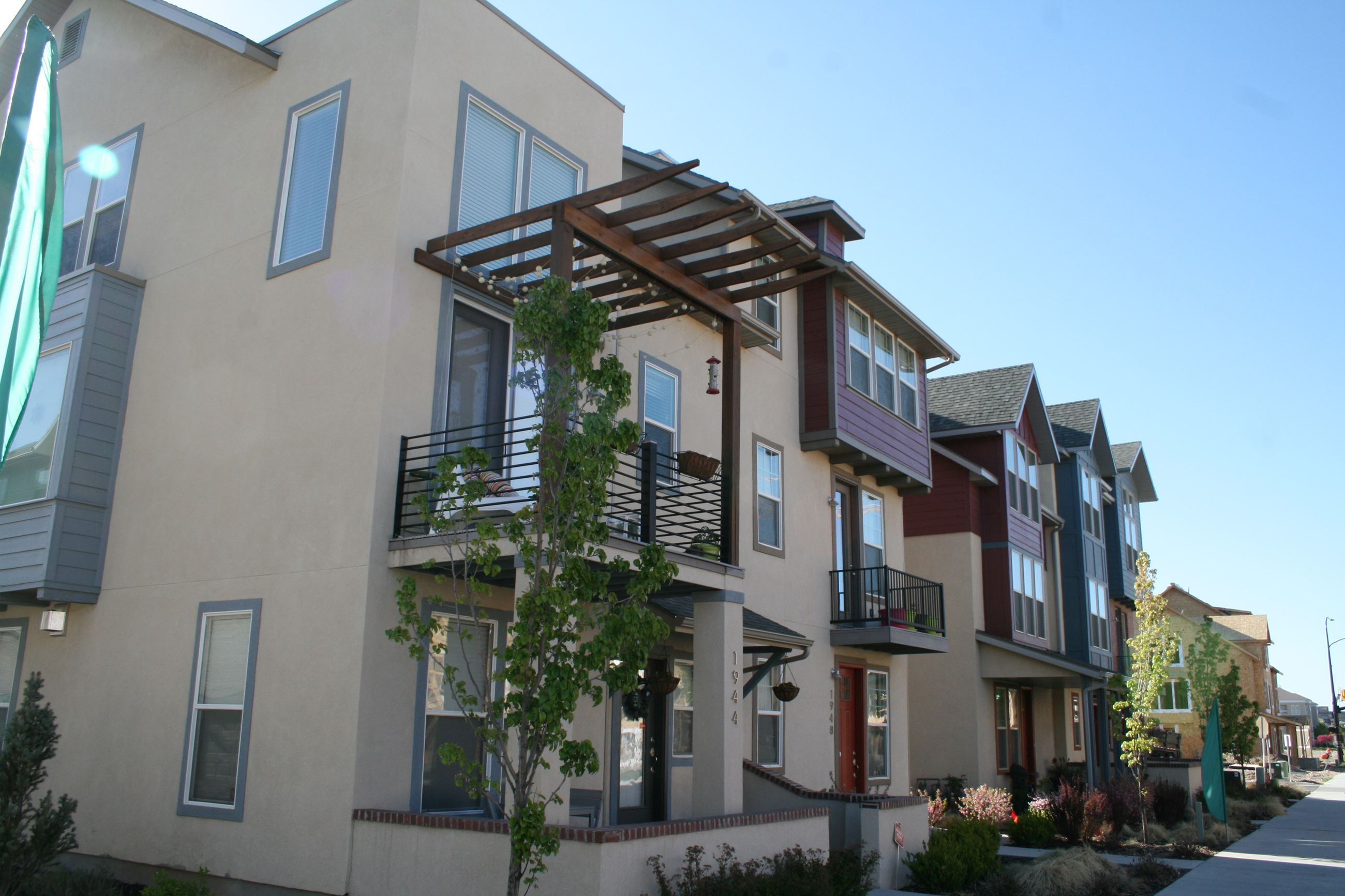 Riverbend Townhomes