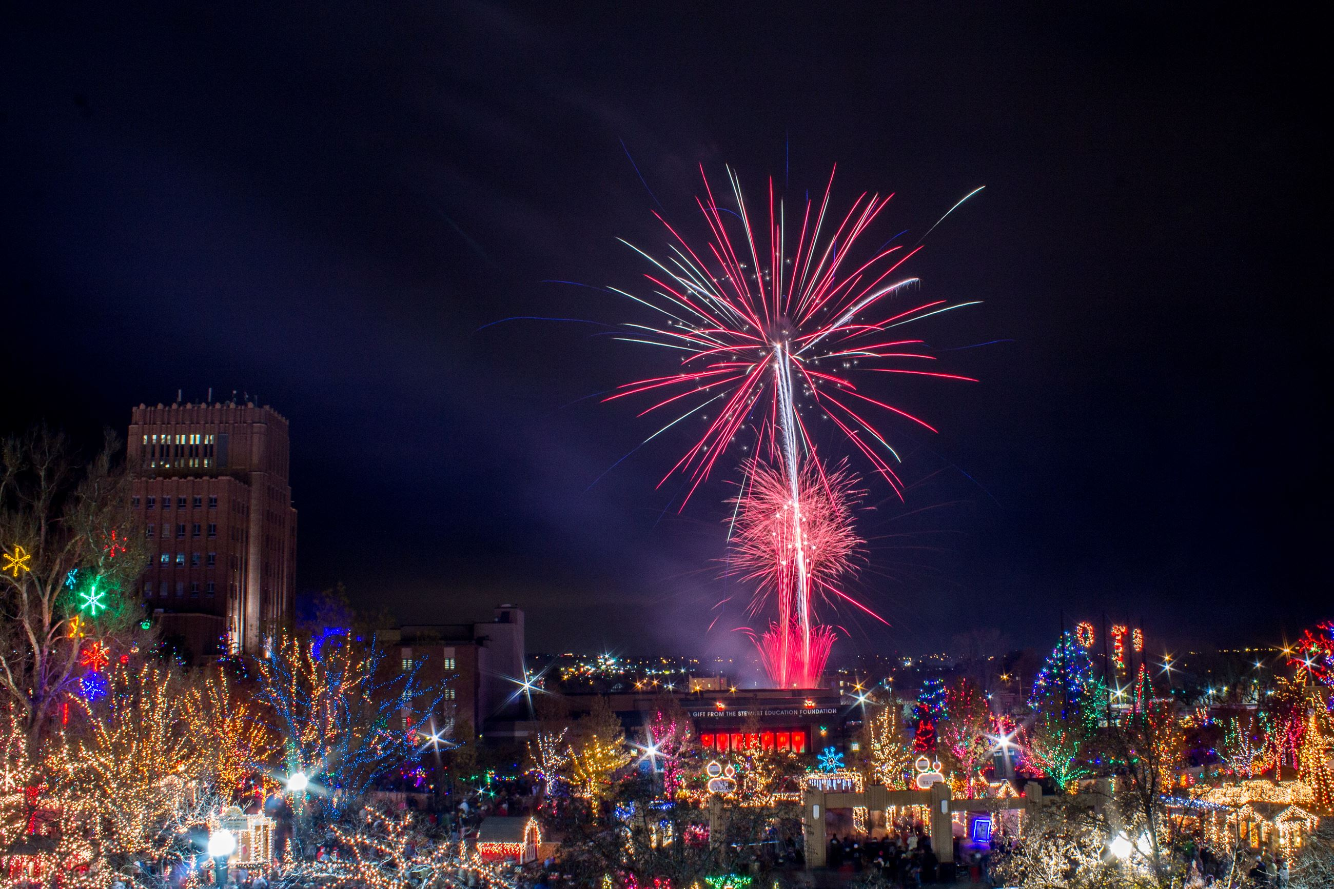 Holiday Electric Light Parade   Ogden, UT