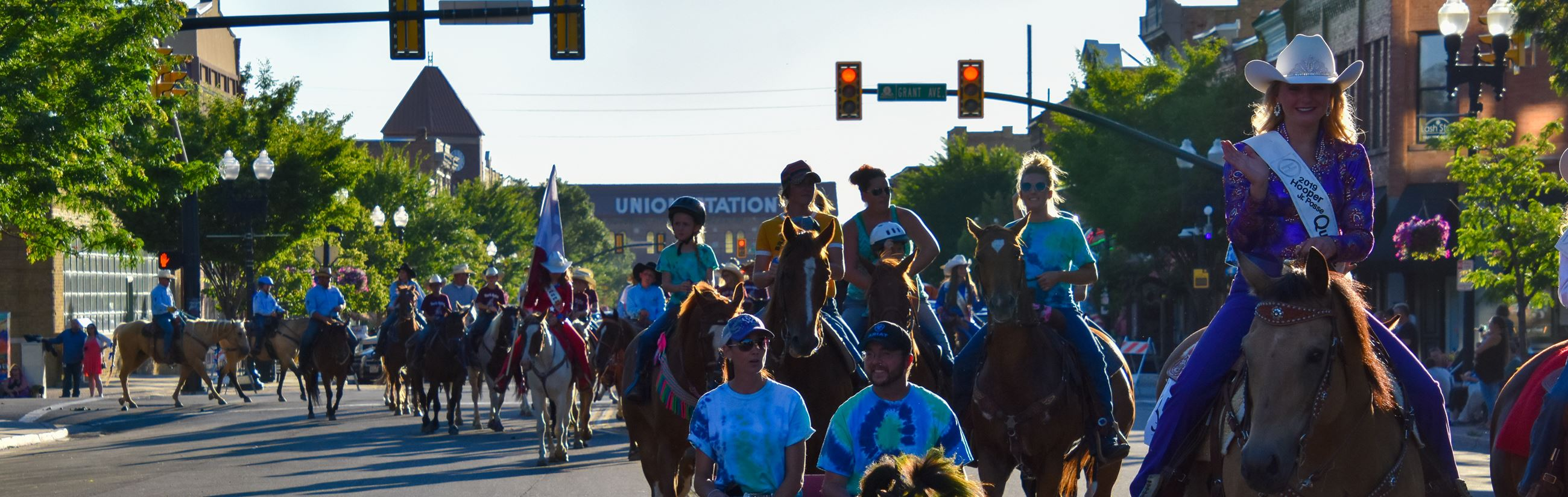 Horse and Hitch Parade