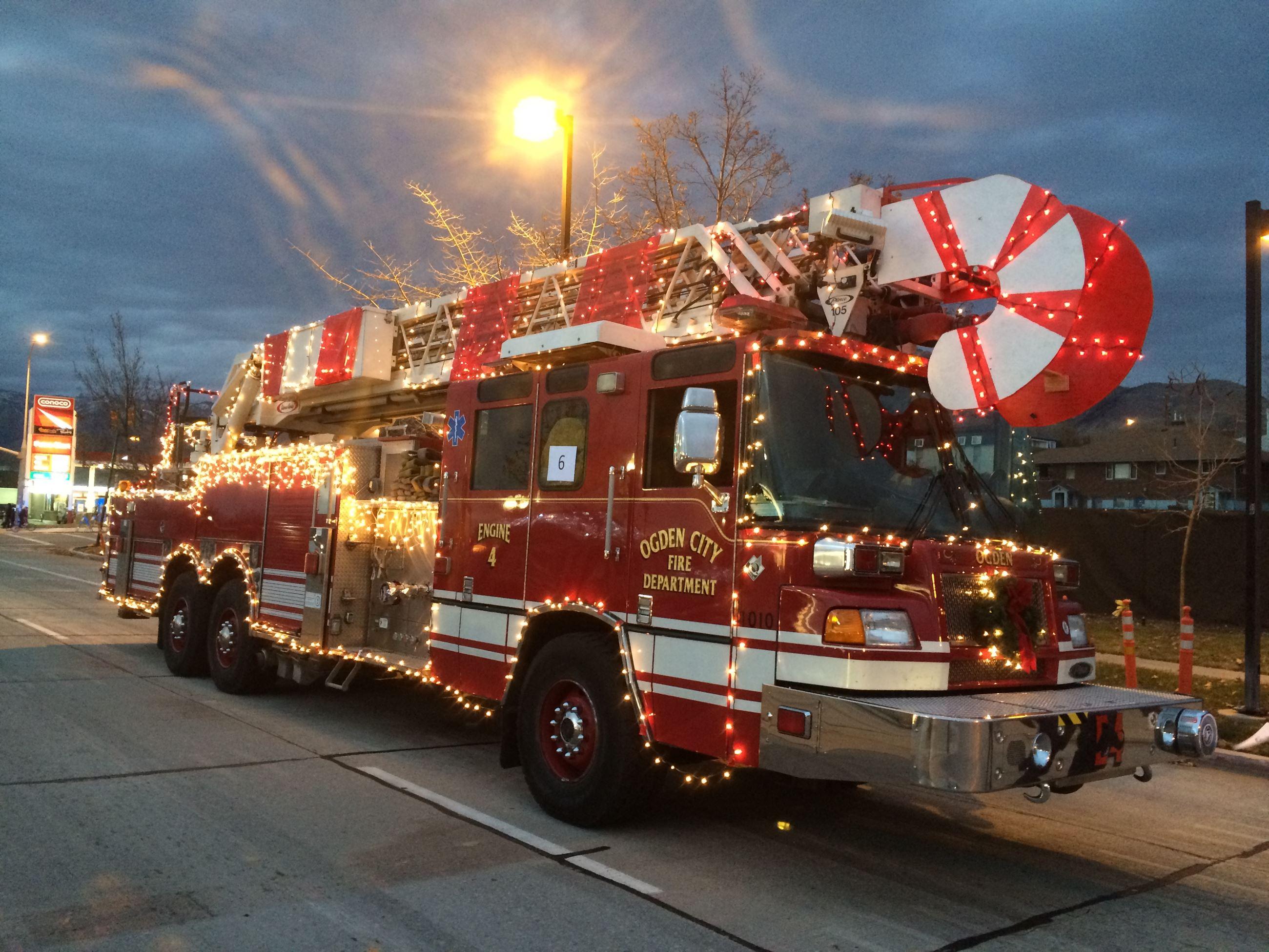 Fire Department Ogden Ut