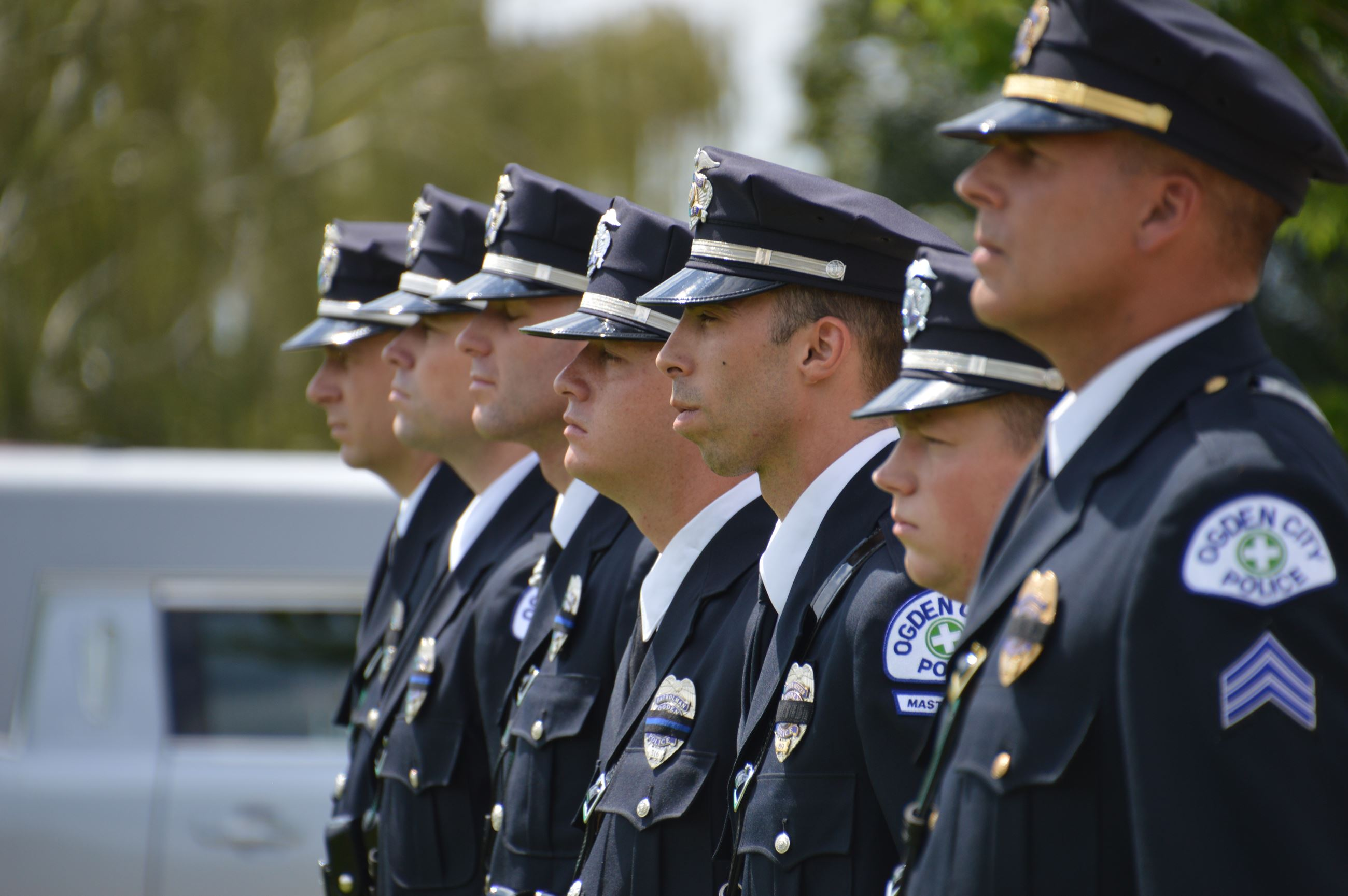 Honoring Our Fellow Officers