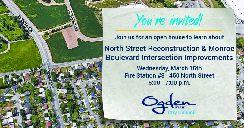 North Street Improvements Open House